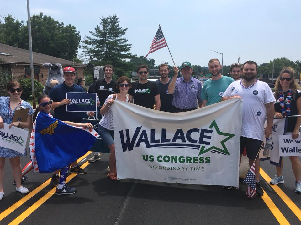 Upper Bucks Weekend for Wallace Canvass